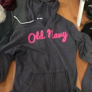 Old Navy hoodie!